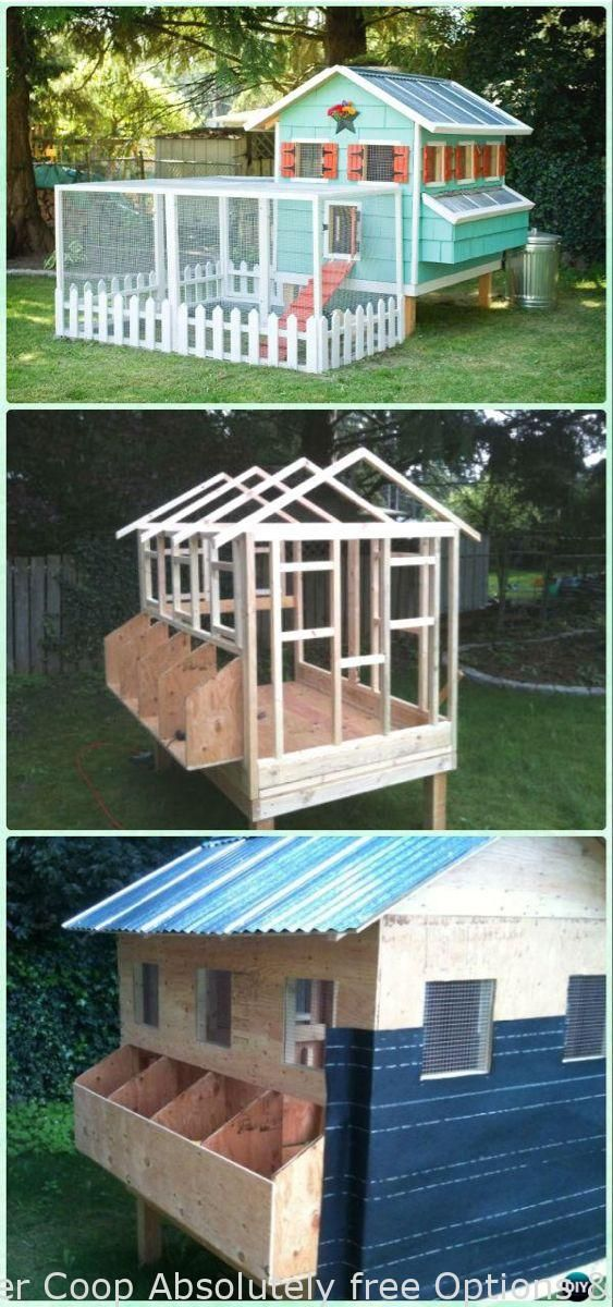 Chickencoop Do It Yourself Condo Chicken Coop Totally Free Program Guidance Do It In 2020 Portable Chicken Coop Walk In Chicken Coop Chicken Coop Pallets