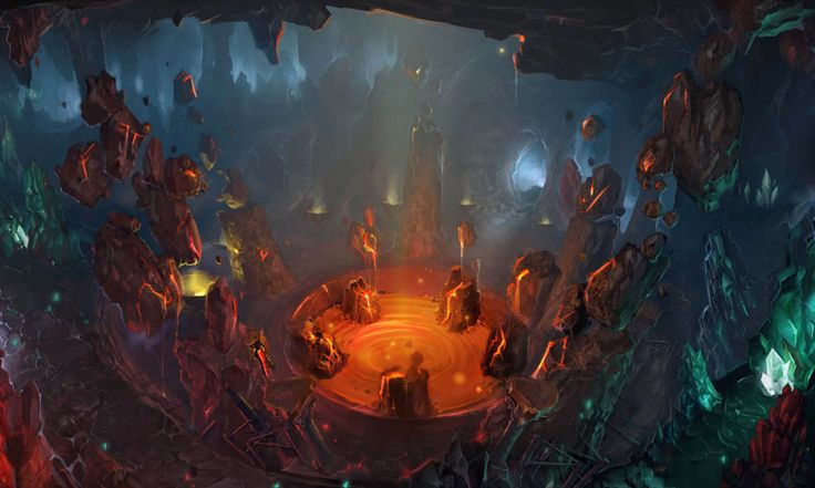 World of Warcraft: Cataclysm Art & Pictures,  Environment 4