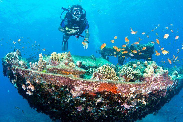 RedSea, Scuba Diving, Hurgada, Egypt
