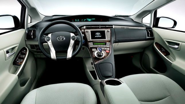 2016 Toyota Prius Interior   Toyota   Pinterest   Toyota Prius, Toyota
