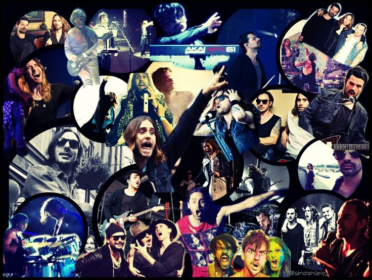 #MARSart #MARScollage You make us feel so much better in the toughest days of our lives! @THIRTY SECONDS TO MARS