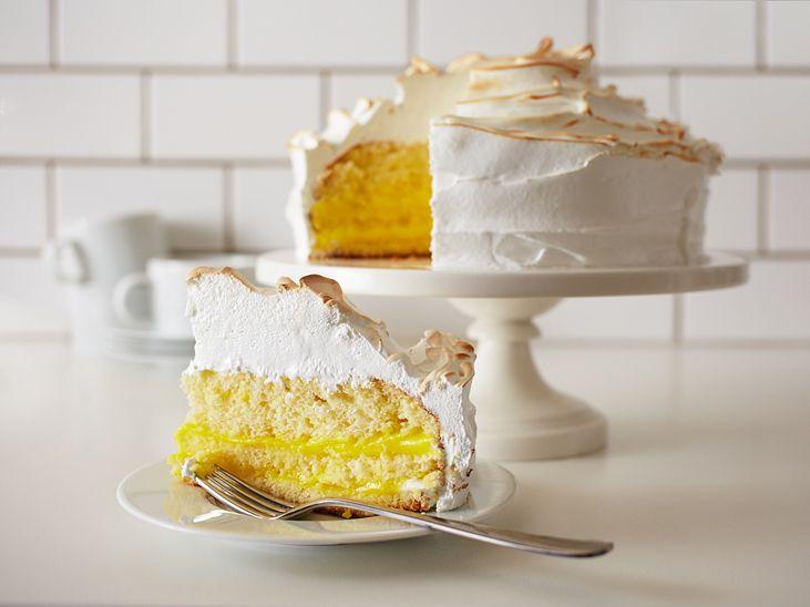 Taste of home lemon meringue cake recipe
