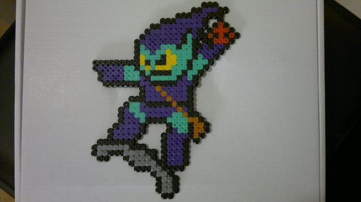 Spider Man - Green Goblin