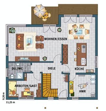 Attractive Dieses Und Viele Häuser Mehr Gibt Es Auf Fertighaus.de U2013 Ihr Hausbau Aus  Einer