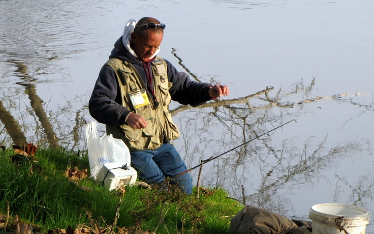 22 best images about trout season opening 2012 on for Best trout fishing in pa