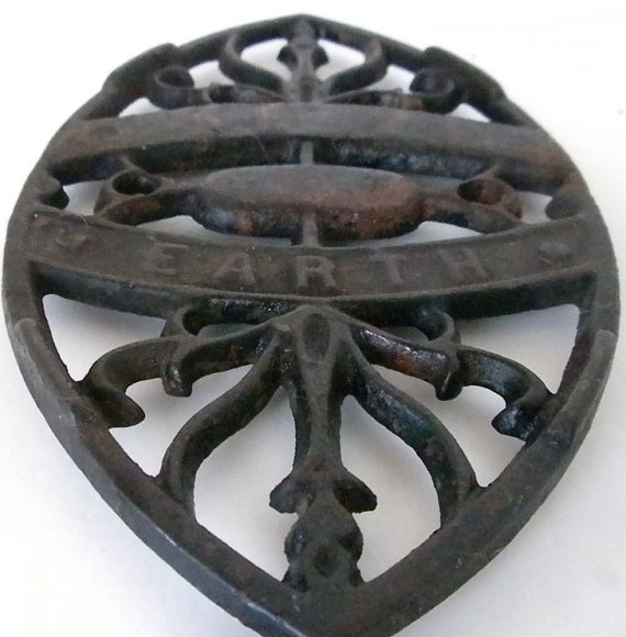 1000 images about trivets on pinterest wrought iron irons and antiques. Black Bedroom Furniture Sets. Home Design Ideas