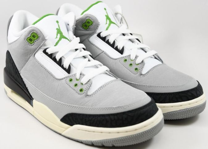 a2df0cf5e23 The Air Jordan 3 Chlorophyll Release Date Is Near!! - the latest sneakers    The Latest Sneakers in 2019   Air jordans, Shoes, Latest sneakers