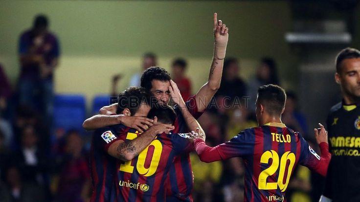 Villarreal - FC Barcelona (2-3) | FC Barcelona