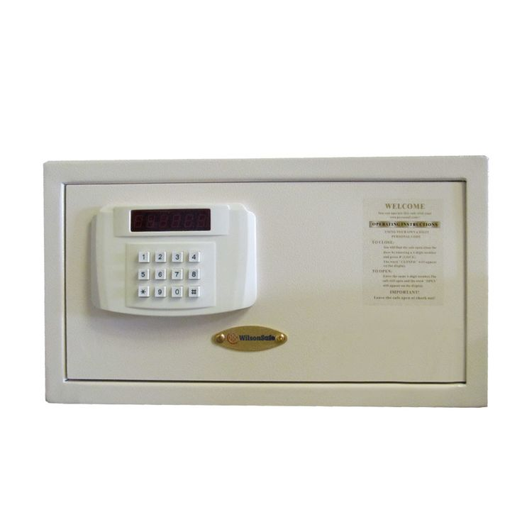Electronic Lock Commercial Security Safe 1.22 CuFt