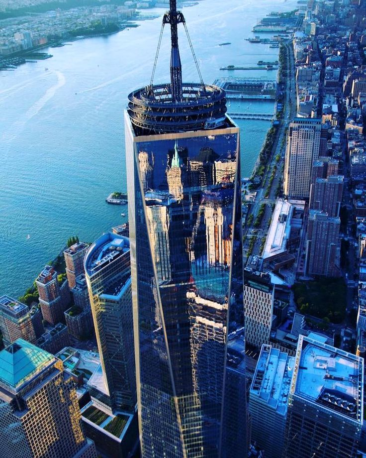 One World Trade Center 17-07-16 @alex45000 New York City Feelings