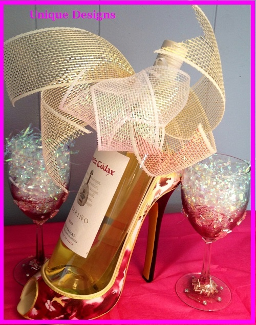 Pin By Nancy Stingone On Unique Designs Birthday Gift Baskets