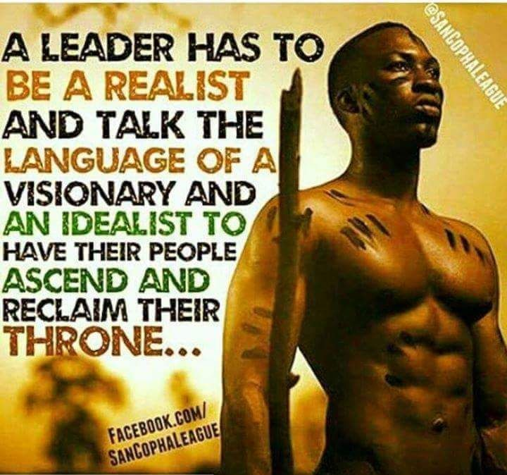 Image result for yahshua's visionary leadership