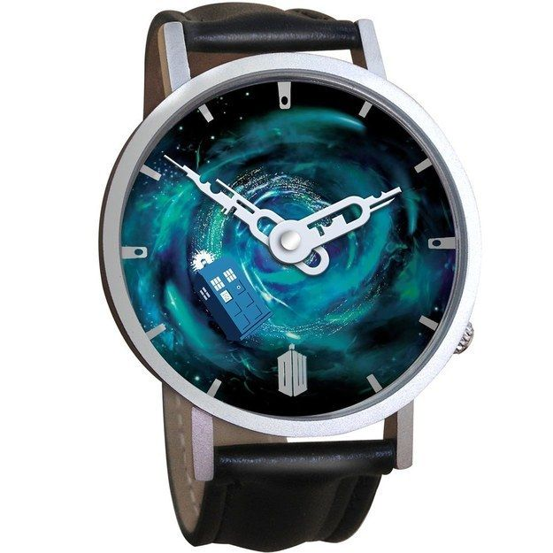 Reloj del Dr. Who.