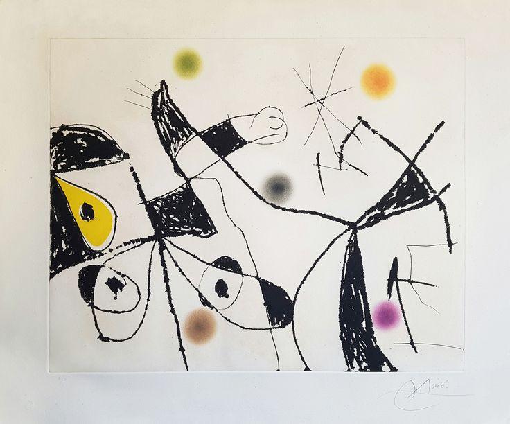 25 best Joan Miro images on Pinterest | Contemporary art, Miro ...