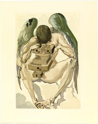 Illustrazione per he Autobiography of Benvenuto Cellini
