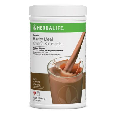 Formula 1 Healthy Meal Nutritional Shake Mix Treat your body to a healthy, balanced meal in no time! Not only are these shakes easy to make, they're also delicious. With up to 21 essential vitamins and minerals – and in a variety of flavors – weight management never tasted so good! Part of the Herbalife Nutrition