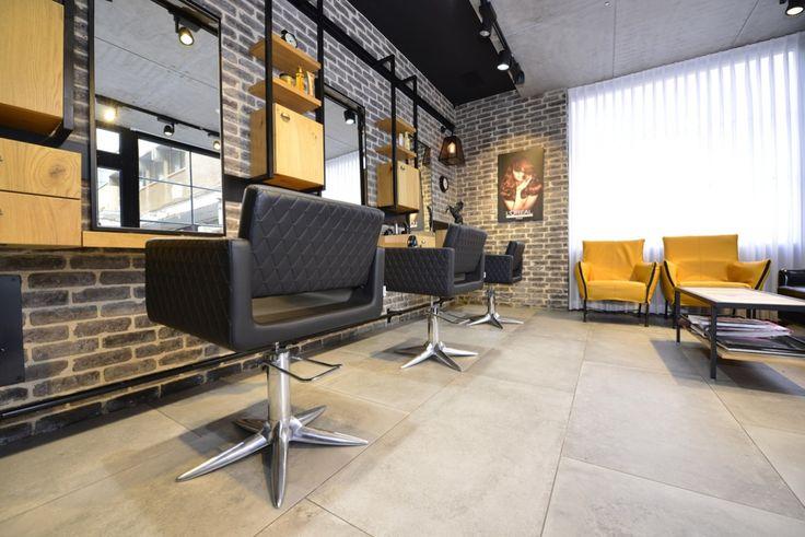 501 best salon images on pinterest beauty salons hair for Disenos de peluquerias