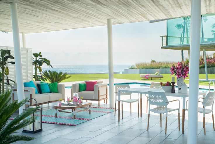 Pfister Table Charles and Chair, Outdoor Ideas, Garden, Terrace, Furnishing and Decoration Ideas