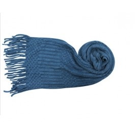 $39.95 Chunky Loose Knit Scarf Teal free shipping within Australia at sterlingandhyde.com.au