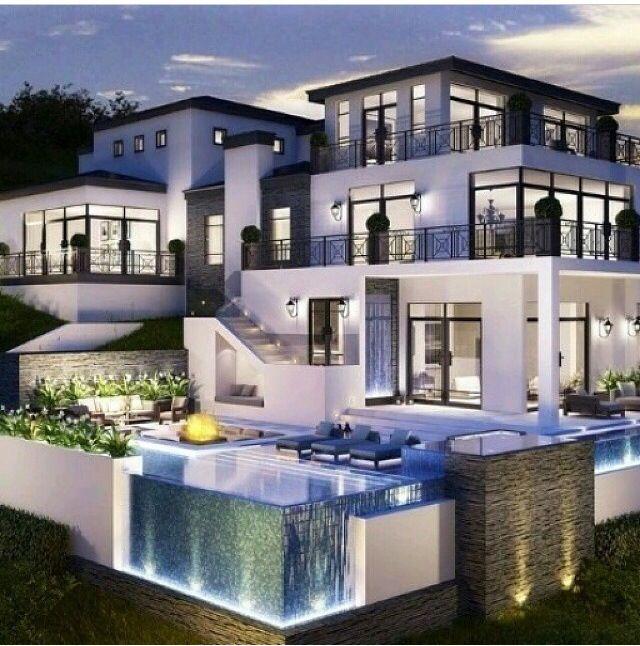 Divina Casas mansiones, Casas de lujo, Arquitectura casas
