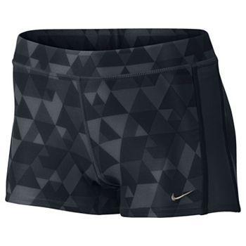 Nike Tempo Dri-FIT Boyshort Printed Running Shorts - Women's
