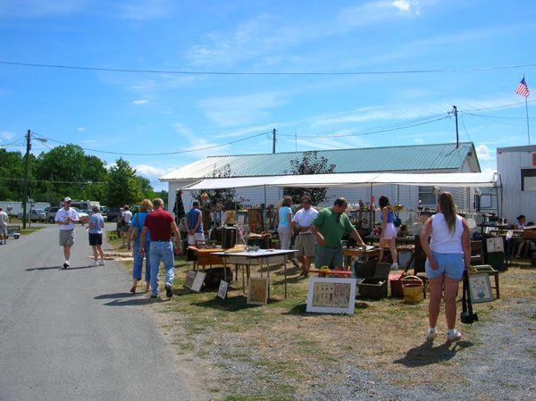 Visit This Amazing Traditional Flea Market Called Washington County Antique Fair And Flea Market
