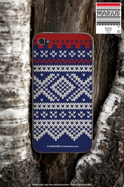 Marius® - A beautiful skin to keep your iPhone snug as a bug.