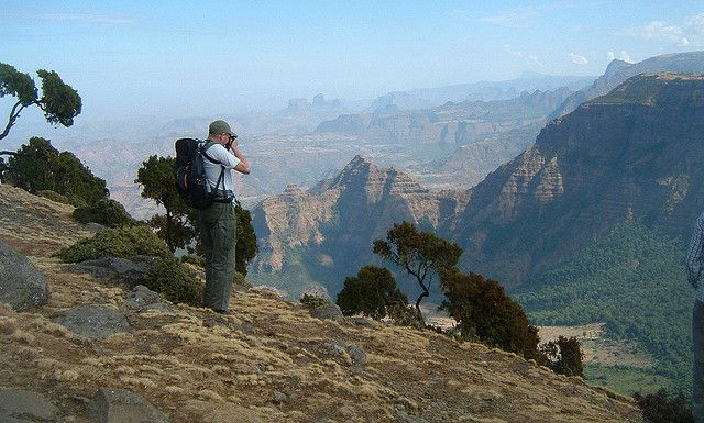 Ethiopia.  Simien Mountains National Park, Unesco World Heritage Site  | Flickr by Stefan Geens