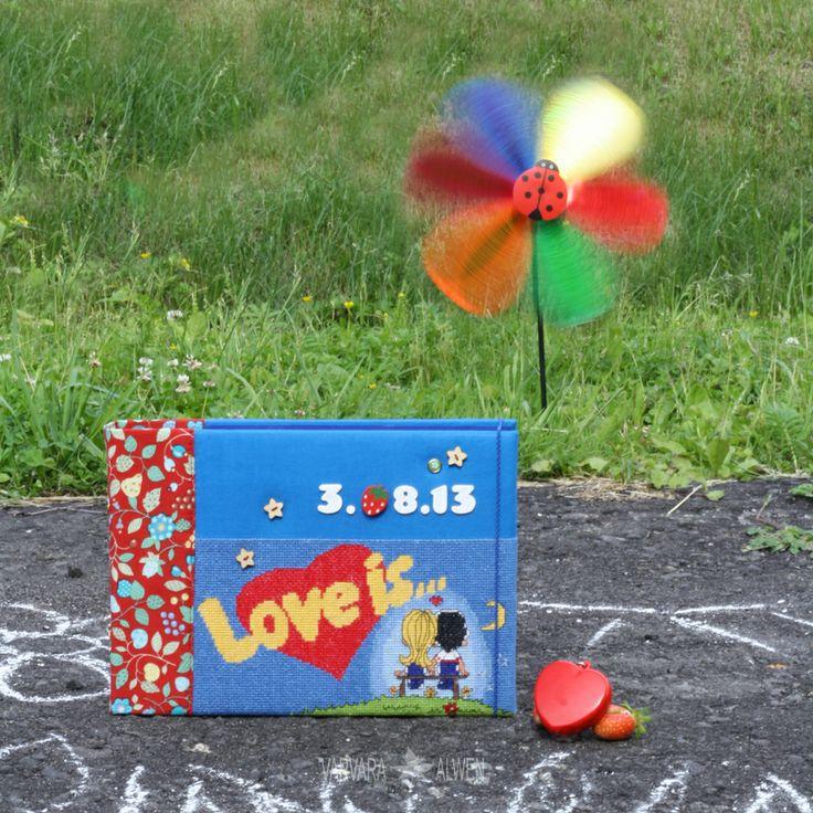 Varvara Alwen... В тени красного клёна...: Love is...