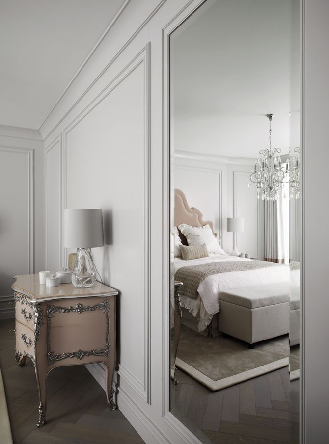 Um Chal Estonteante Na Sui A Bedrooms Interiors And Moldings