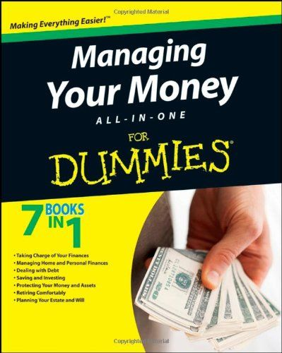 Managing Your Money All-In-One For #Dummies/Consumer #Dummies