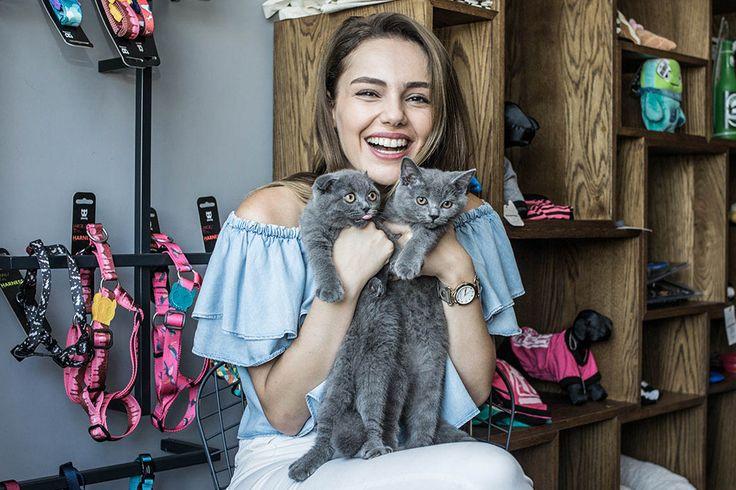 Kalbine pati izi değen ünlüler arasında yer alan Yağmur Tanrısevsin ve kedileri hakkında bilmediklerinizkalbimdekipatiler.com adresinde!