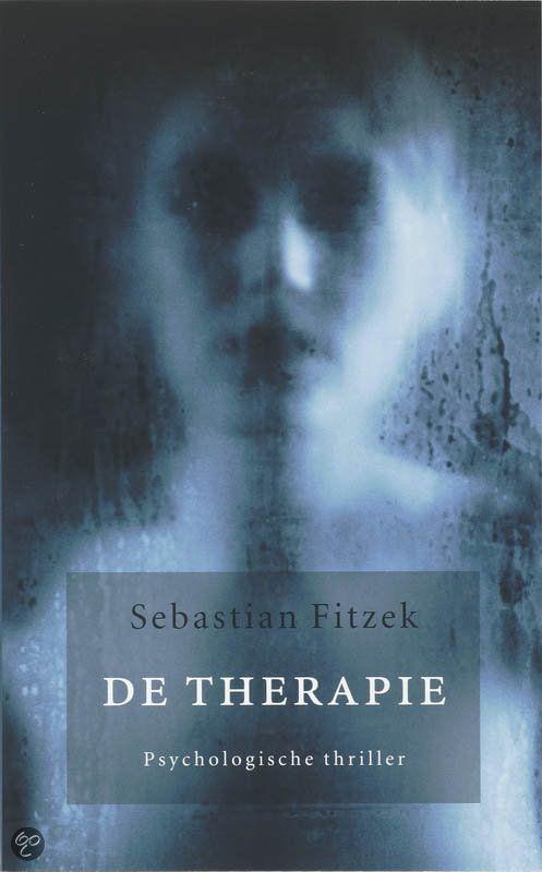 De therapie - Sebastian Fitzek