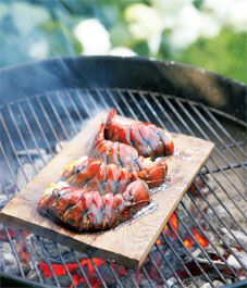 ... Lobsters Tail, Backyards Barbecues, Recipese Barbecues Recipe, Cedar