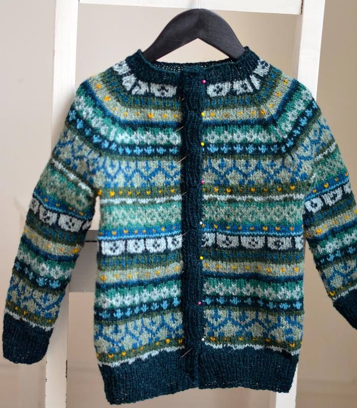 86 best Fair Isle and Color images on Pinterest | Fair isles ...
