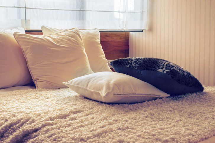 How to prepare your bedroom, and your mind, for the perfect night's sleep.
