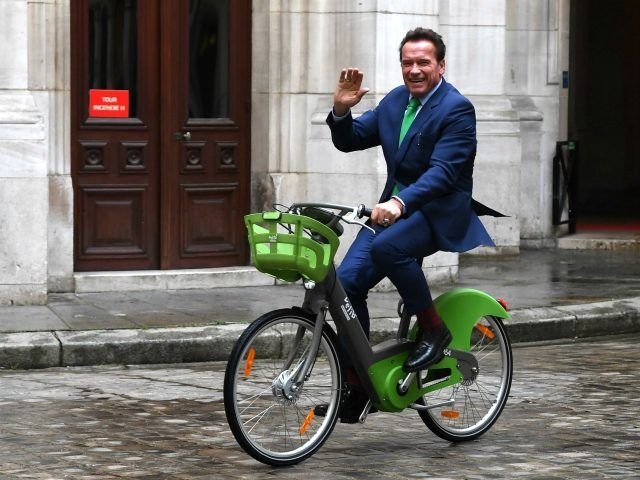 Arnold Schwarzenegger Joins 'New Way' Effort in California Republican Party - Breitbart