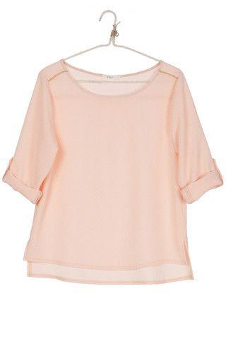 Camisa BO STAR rosa