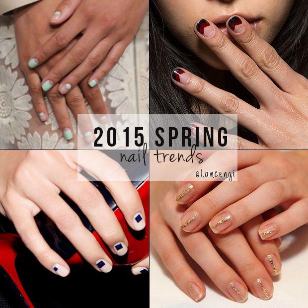 28 best Spring Beauty & Nails images on Pinterest | Belle nails ...