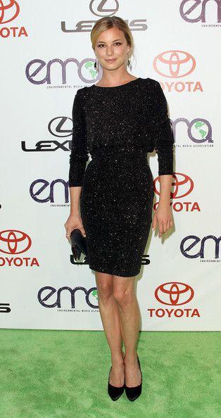 Emily VanCamp Photo - 2011 Environmental Media Awards - Arrivals: