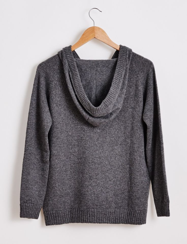 Abode Living - Clothing - Loungewear - Remy Cashmere Sweater - Abode Living