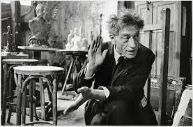In the end I am  only interested by reality, I could spend the rest of my life drawing a chair.  Giacometti