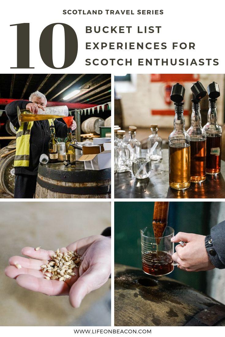 10 bucket list experiences in Scotland   Bucket list experience. Scotland travel. Scotland travel guide