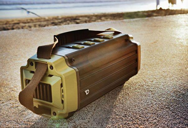 Tremor Outdoor Bluetooth Speaker