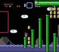 Play Super Mario World Dark Man Edition Online - Super Nintendo Games / Download Roms / Browser Flash Emulator