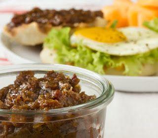 Voici mes créations : Foto-recette: Confiture de Bacon sucré salé
