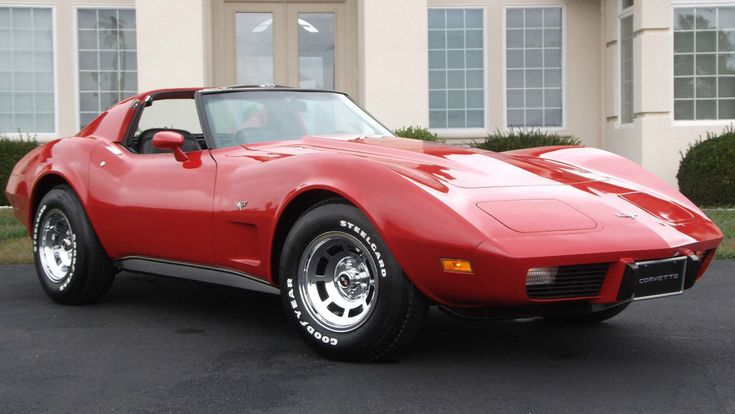 One Owner With 4,549 Miles: 1977 Corvette - http://barnfinds.com/one-owner-with-4549-miles-1977-corvette/