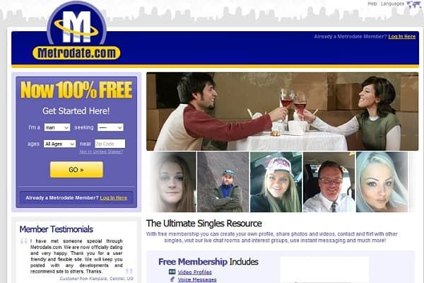 100 Free Dating Hookup Sites 27 Sites That Will Never Charge You