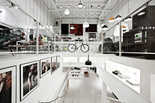 Normann Copenhagen shop We never visited this shop but I read it's worth of visiting østerbro! Østerbrogade 70.