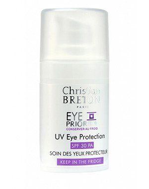 Крем защитный для кожи вокруг глаз SPF30 15мл Christian Breton купить от 1830 руб в Созвездии красоты